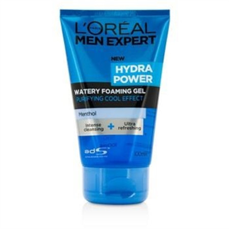L'Oreal Men Expert Hydra Power Watery Foaming Gel 100ml/3.4oz Men's Skincare