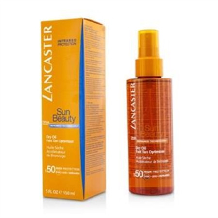 Lancaster Sun Beauty Dry Oil Fast Tan Optimizer SPF50 150ml/5oz Skincare