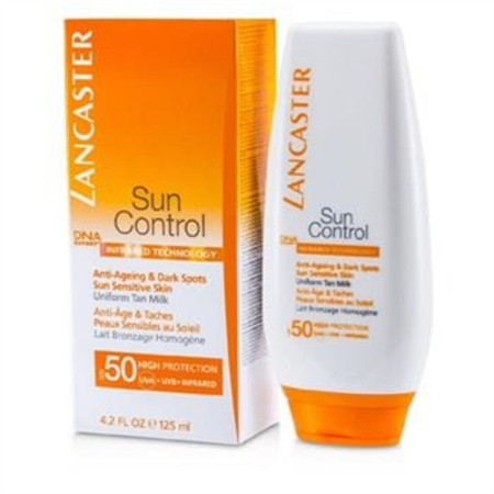 Lancaster Sun Control Body Uniform Tan Milk SPF50 125ml/4.2oz Skincare