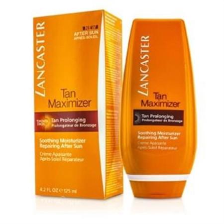 Lancaster Tan Maximizer Soothing Moisturizer Repairing After Sun 125ml/4.2oz Skincare