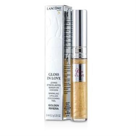 Lancome Gloss In Love Lip Gloss - # 102 Golden Riviera 6ml/0.2oz Make Up
