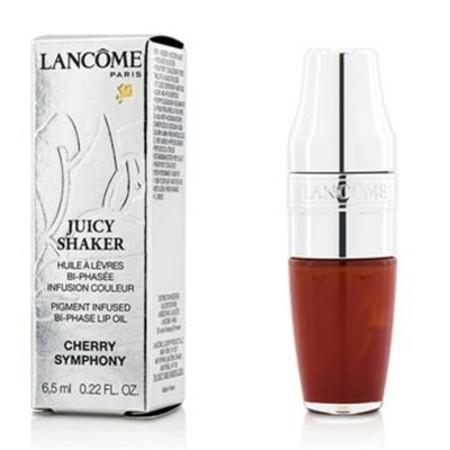 Lancome Juicy Shaker Pigment Infused Bi Phase Lip Oil - #151 Cherry Symphony 6.5ml/0.22oz Make Up