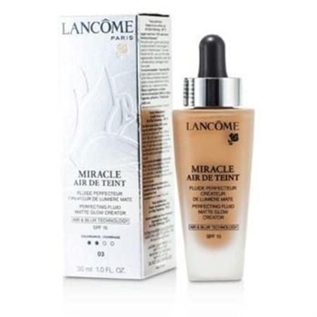 Lancome Miracle Air De Teint Perfecting Fluid SPF 15 - # 03 Beige Diaphane 30ml/1oz Make Up