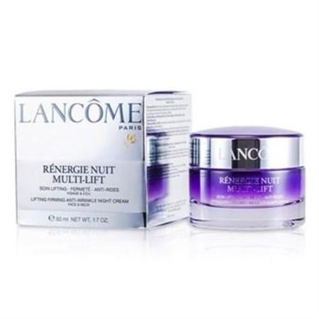 Lancome Renergie Multi-Lift Lifting Firming Anti-Wrinkle Night Cream 50ml/1.7oz Skincare
