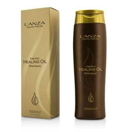 Lanza Keratin Healing Oil Shampoo 300ml/10.14oz Hair Care
