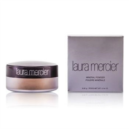 Laura Mercier Mineral Powder SPF 15 - Pure Honey (Medium for Yellow & Golden Skin Tones) 9.6g/0.34oz Make Up
