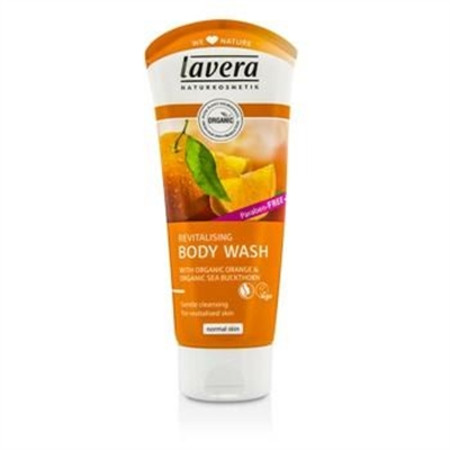 Lavera Organic Orange & Sea Buckthorn Revitalising Body Wash 200ml/6.6oz Skincare