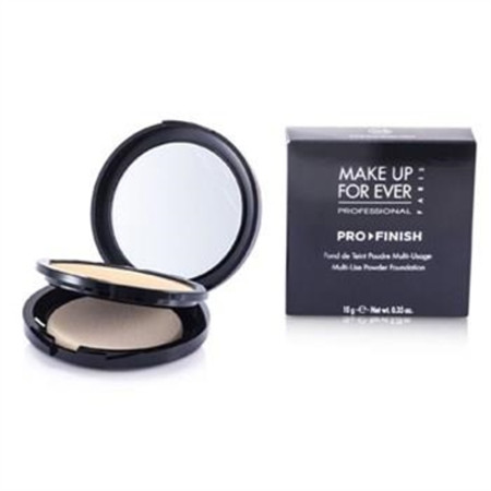 Make Up For Ever Pro Finish Multi Use Powder Foundation - # 168 Golden Camel 10g/0.35oz Make Up
