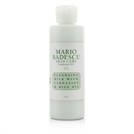Mario Badescu Cleansing Milk With Carnation & Rice Oil - For Dry/ Sensitive Skin Types 177ml/6oz Skincare
