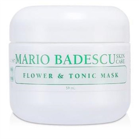 Mario Badescu Flower & Tonic Mask - For Combination/ Oily/ Sensitive Skin Types 59ml/2oz Skincare