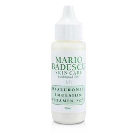 Mario Badescu Hyaluronic Emulsion With Vitamin C - For Combination/ Dry/ Sensitive Skin Types 29ml/1oz Skincare