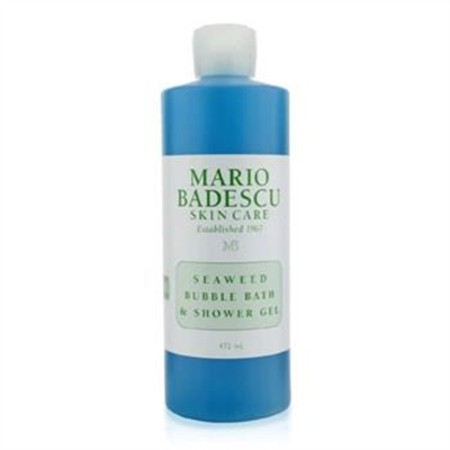 Mario Badescu Seaweed Bubble Bath & Shower Gel - For All Skin Types 472ml/16oz Skincare