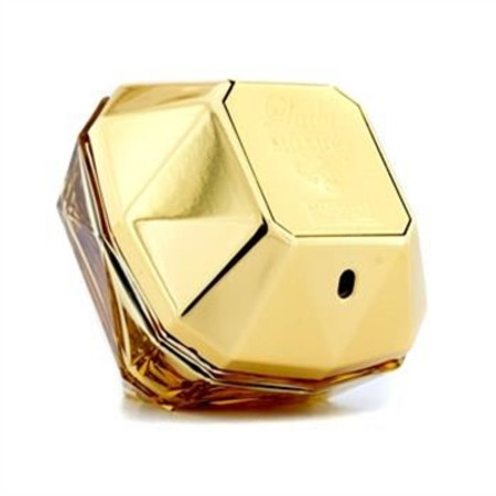 Paco Rabanne Lady Million Absolutely Gold Pure Perfume Spray 80ml/2.7oz Ladies Fragrance