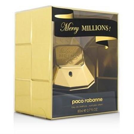 Paco Rabanne Lady Million Merry Millions Eau De Parfum Spray 80ml/2.7oz Ladies Fragrance