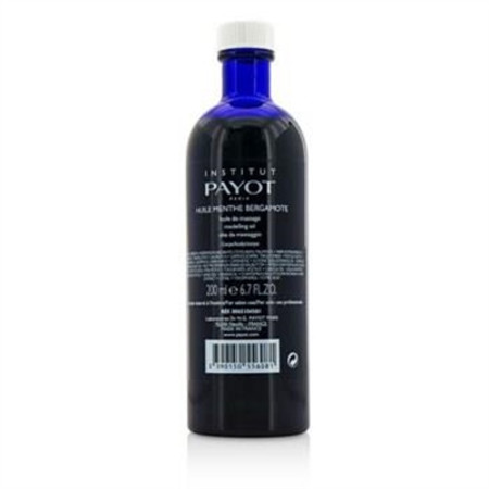 Payot Huile Menthe Bergamote Modelling Oil - Salon Product 200ml/6.7oz Skincare