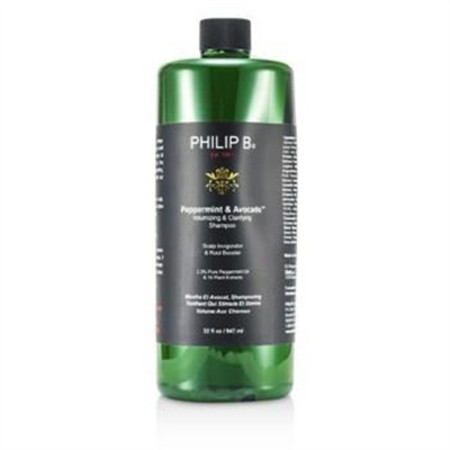 Philip B Peppermint & Avocado Volumizing & Clarifying Shampoo 947ml/32oz Hair Care