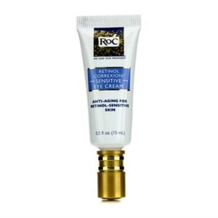 ROC Retinol Correxion Sensitive Eye Cream (Sensitive Skin) 15ml/0.5oz Skincare