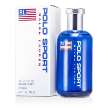 Ralph Lauren Polo Sport Eau De Toilette Spray 125ml/4.2oz Men's Fragrance