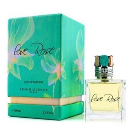 Reminiscence Love Rose Eau De Parfum Spray 100ml/3.4oz Ladies Fragrance