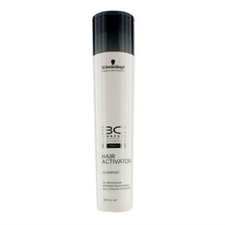 Schwarzkopf BC Hair Activator Shampoo (For Thinning Hair) 250ml/8.4oz Hair Care