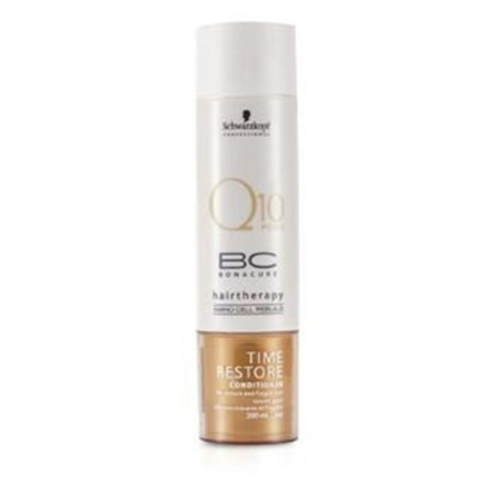 Schwarzkopf BC Time Restore Q10 Plus Conditioner (For Mature and Fragile Hair) 200ml/6.7oz Hair Care