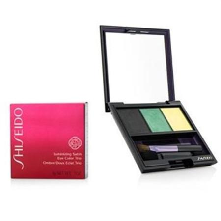 Shiseido Luminizing Satin Eye Color Trio - # GR716 Vinyl 3g/0.1oz Make Up