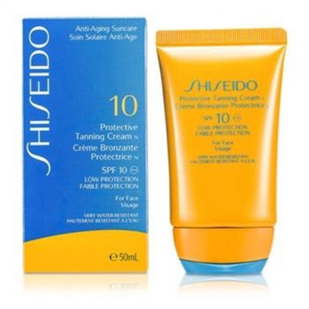 Shiseido Protective Tanning Cream N SPF 10 (For Face) 50ml/1.7oz Skincare