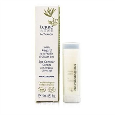 Thalgo Terre & Mer Eye Contour Cream With Organic Olive Leaf 15ml/0.51oz Skincare