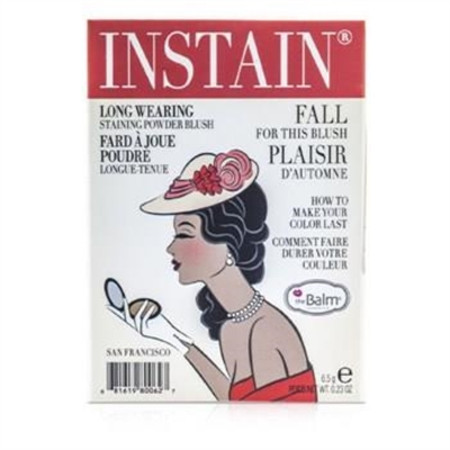 TheBalm Instain - # Swiss Dot 6.5g/0.23oz Make Up