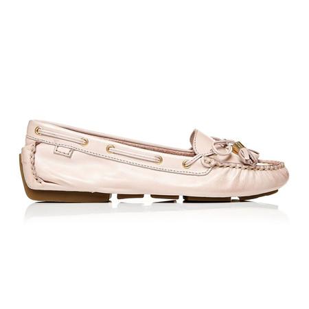 Moda in Pelle Agazio Light Pink Flat Casual Shoes