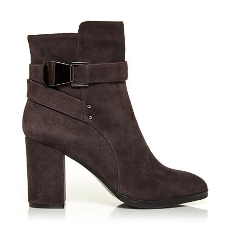 Moda in Pelle Leotta Taupe High Smart Short Boots