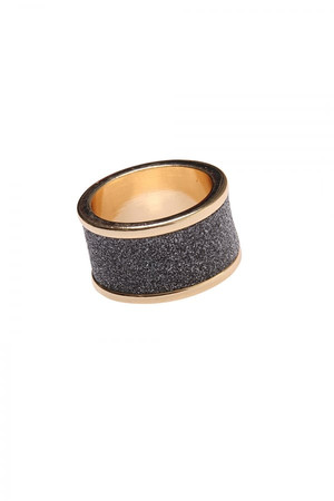 Paper Dolls Accessories Gold Ring