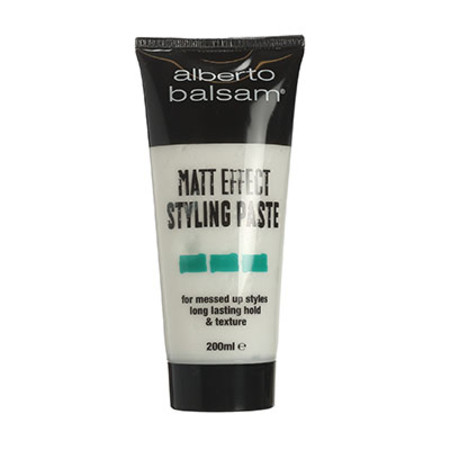 Alberto Balsam Matt Effect Styling Paste 200ml