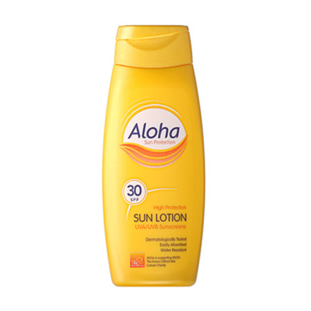 Aloha Sun Protection Sun Lotion SPF30  250ml