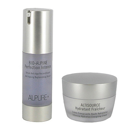 Alpure Anti-Ageing Replenishing Serum 30ml With Free Gift