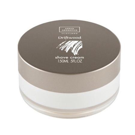 Arran Aromatics Driftwood Shave Cream 150ml