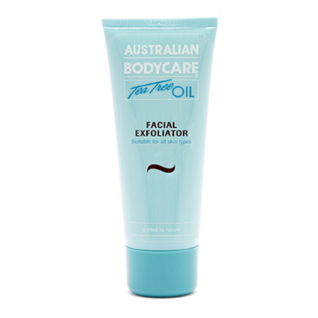 Australian BodyCare Exfoliant Facial Scrub 75ml