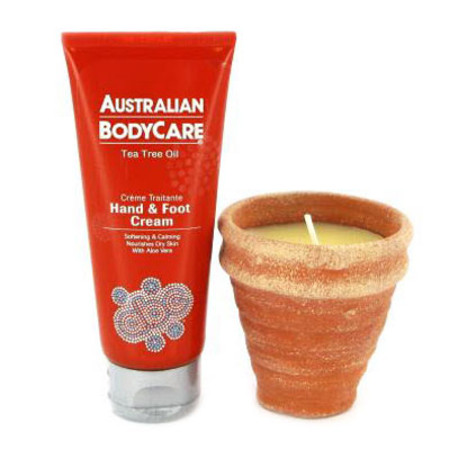 Australian BodyCare Hand and Foot Cream 100ml with Free Gift