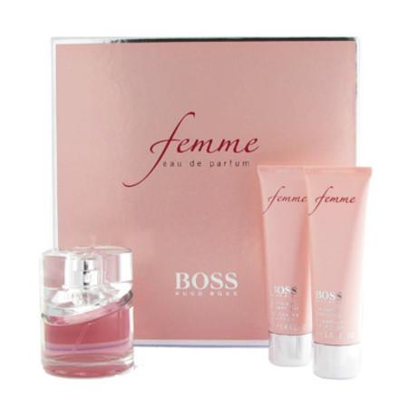 BOSS Femme Gift Set 50ml