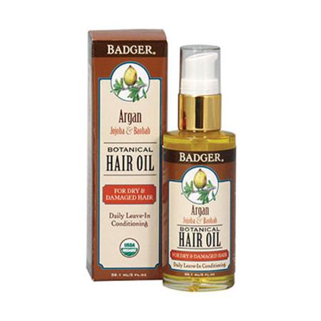 Badger  Botanical Hair Oil 59.1ml
