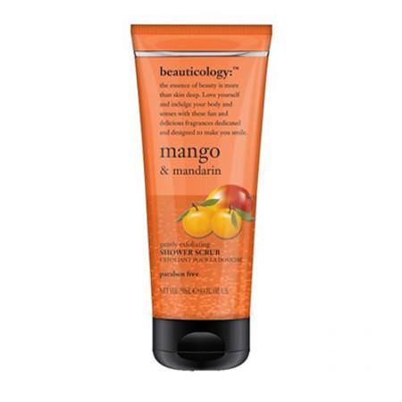 Baylis & Harding Beauticology Mango & Mandarin Shower Scrub