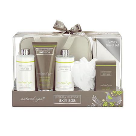 Baylis & Harding Skin Spa Luxury Travel Gift Set