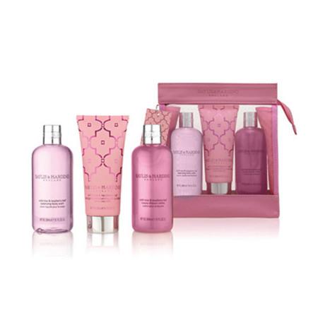 Baylis & Harding Wild Rose and Raspberry Gift Set