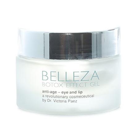 Belleza Formula Botox Effect Gel Lip & Eye 25ml
