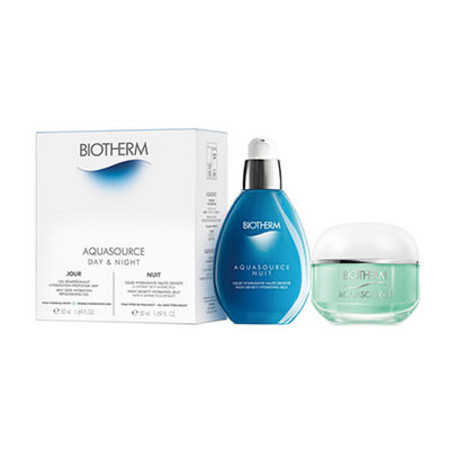 Biotherm Deep Hydrating Partners Gift Set