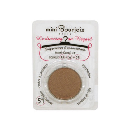 Bourjois Le Dressing du Regard Eyeshadow 1.5g