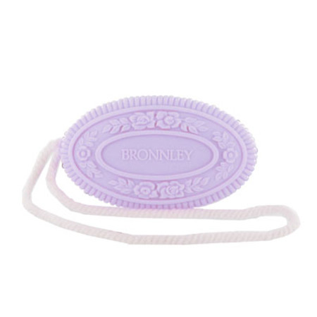 Bronnley Lavender Soap on a Rope 200g