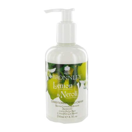 Bronnley Lemon & Neroli Conditioning Hand Cream 250ml