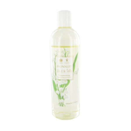 Bronnley Lily of the Valley Bath and Shower Gel 500ml