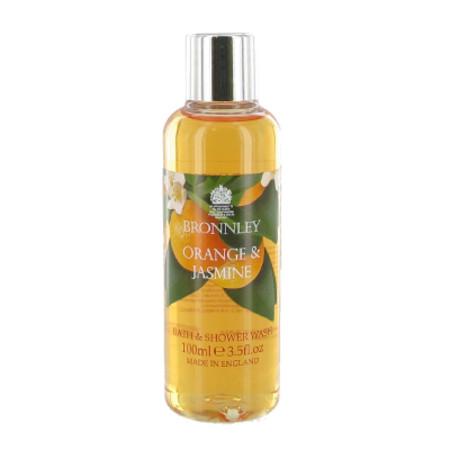 Bronnley Orange & Jasmine Shower Gel 100ml